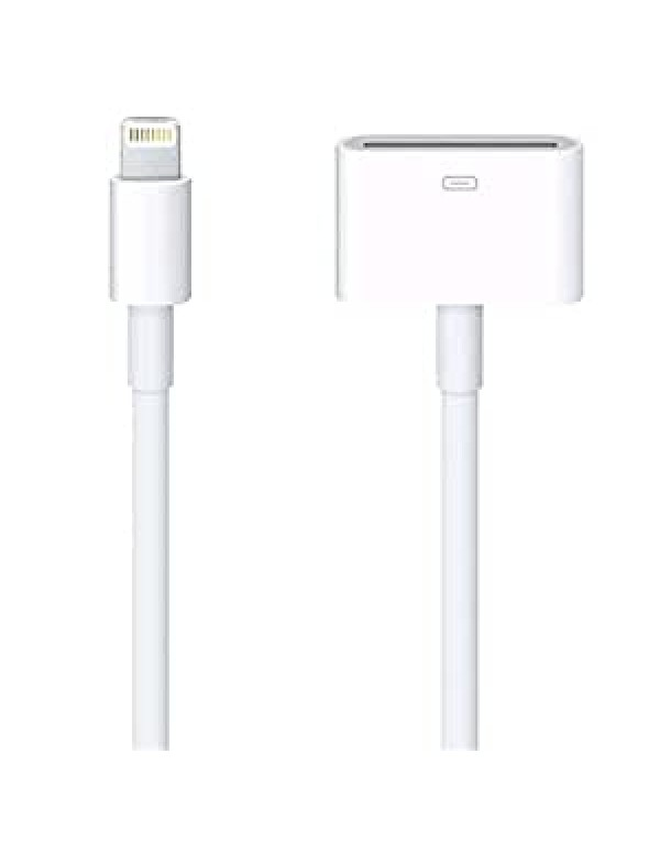 Apple Lightning Connector to 30-pin Adapter (0.2m)